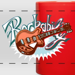 rockabilly - Full Color Panoramic Mug