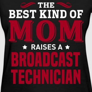 Broadcast Technician MOM - Women's T-Shirt