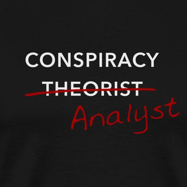 Conspiracy Analyst