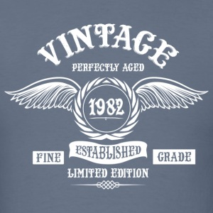 Vintage Perfectly Aged 1982 T-Shirts - Men's T-Shirt