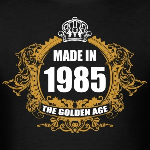 Made in 1985 The Golden Age - Men's T-Shirt