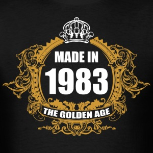Made in 1983 The Golden Age - Men's T-Shirt