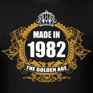 Made in 1982 The Golden Age - Men's T-Shirt