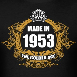 Made in 1953 The Golden Age - Men's T-Shirt