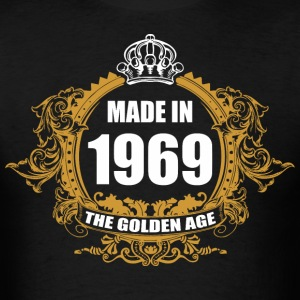 Made in 1969 The Golden Age - Men's T-Shirt