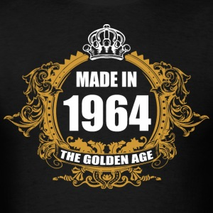 Made in 1964 The Golden Age - Men's T-Shirt