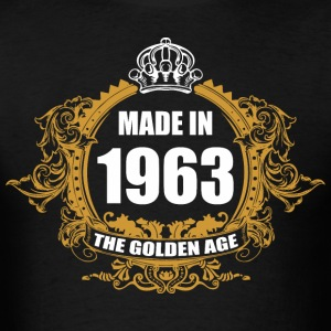 Made in 1963 The Golden Age - Men's T-Shirt