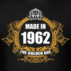Made in 1962 The Golden Age - Men's T-Shirt
