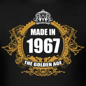 Made in 1967 The Golden Age - Men's T-Shirt