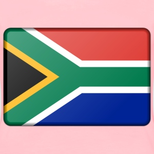 South Africa flag (bevelled) - Women's Premium T-Shirt