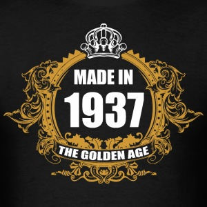 Made in 1937 The Golden Age - Men's T-Shirt