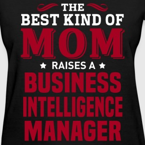 Business Intelligence Manager MOM - Women's T-Shirt