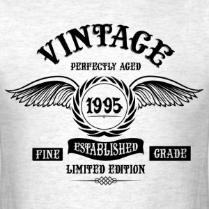 Vintage Perfectly Aged 1995 T-Shirts - Men's T-Shirt