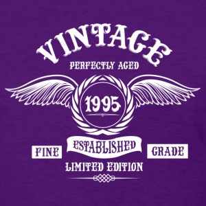 Vintage Perfectly Aged 1995 T-Shirts - Women's T-Shirt