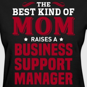 Business Support Manager MOM - Women's T-Shirt