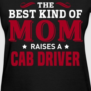 Cab Driver MOM - Women's T-Shirt