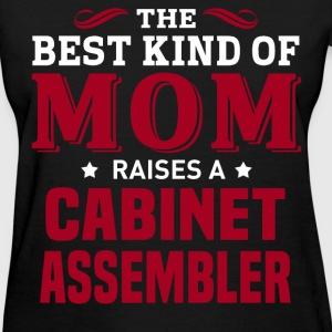 Cabinet Assembler MOM - Women's T-Shirt