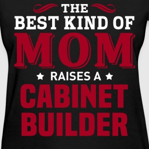 Cabinet Builder MOM - Women's T-Shirt