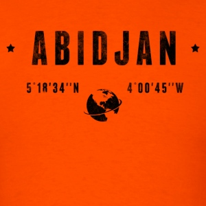 Abidjan T-Shirts - Men's T-Shirt