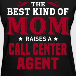 Call Center Agent MOM - Women's T-Shirt
