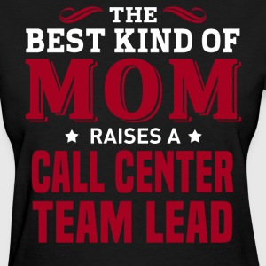 Call Center Team Lead MOM - Women's T-Shirt