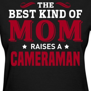 Cameraman MOM - Women's T-Shirt