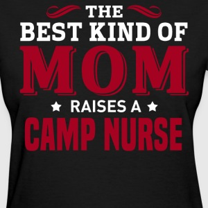 Camp Nurse MOM - Women's T-Shirt