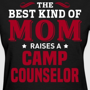 Camp Counselor MOM - Women's T-Shirt