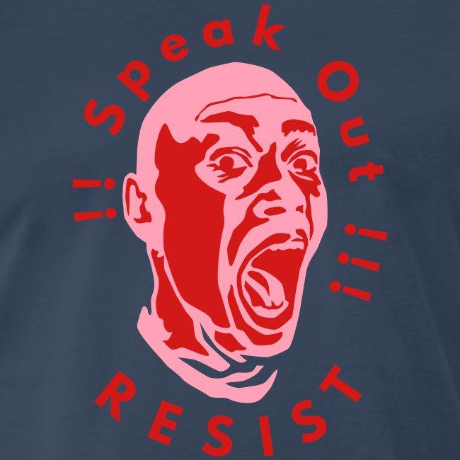 Speak Out Resist