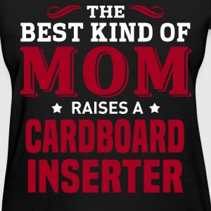 Cardboard Inserter MOM - Women's T-Shirt