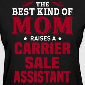 Carrier Sale Assistant MOM - Women's T-Shirt