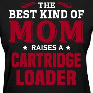 Cartridge Loader MOM - Women's T-Shirt