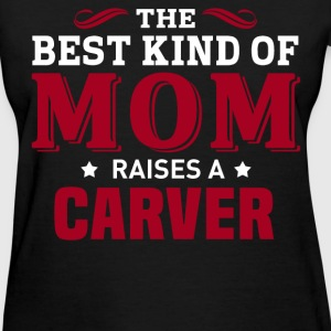 Carver MOM - Women's T-Shirt