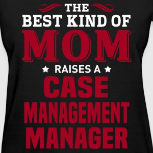 Case Management Manager MOM - Women's T-Shirt