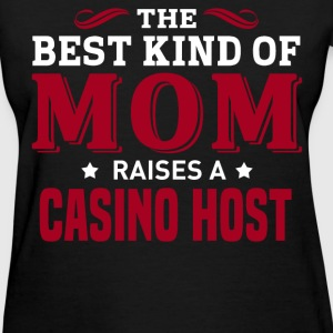 Casino Host MOM - Women's T-Shirt