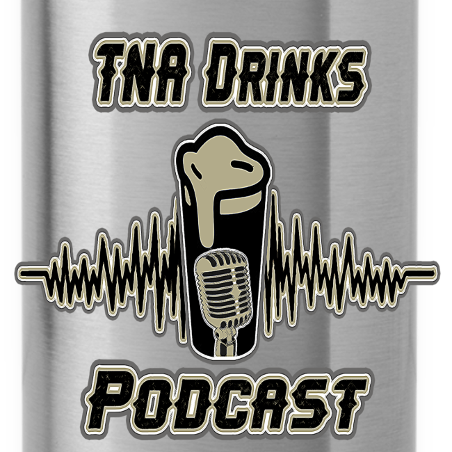 Podcast Water Bottle