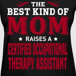 Certified Occupational Therapy Assistant MOM - Women's T-Shirt