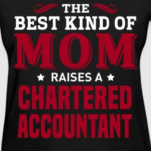 Chartered Accountant MOM - Women's T-Shirt