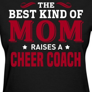 Cheer Coach MOM - Women's T-Shirt