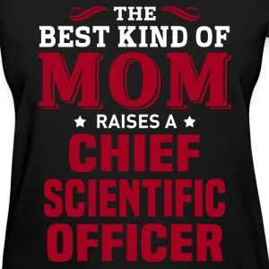 Chief Scientific Officer MOM - Women's T-Shirt