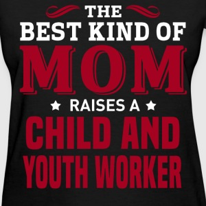Child and Youth Worker MOM - Women's T-Shirt