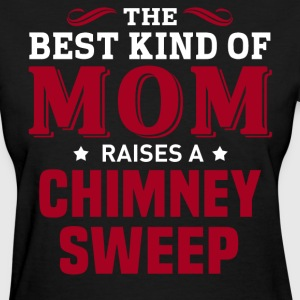 Chimney Sweep MOM - Women's T-Shirt
