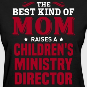 Children's Ministry Director MOM - Women's T-Shirt