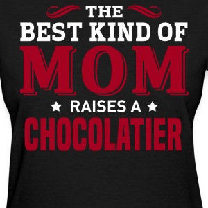 Chocolatier MOM - Women's T-Shirt