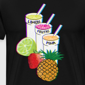 Summer Smoothie - Men's Premium T-Shirt