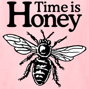 Time is Honey Beekeeper Kids' T-Shirt - Kids' T-Shirt