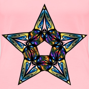 Prismatic Iridescence 6 - Women's Premium T-Shirt