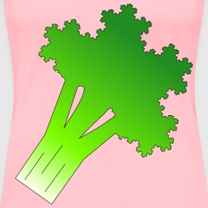 broccoli - Women's Premium T-Shirt