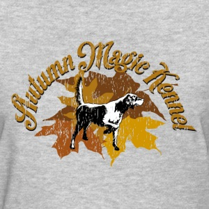 Autumn Magic Kennel T-Shirts - Women's T-Shirt