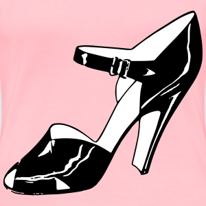 Shoe - Women's Premium T-Shirt